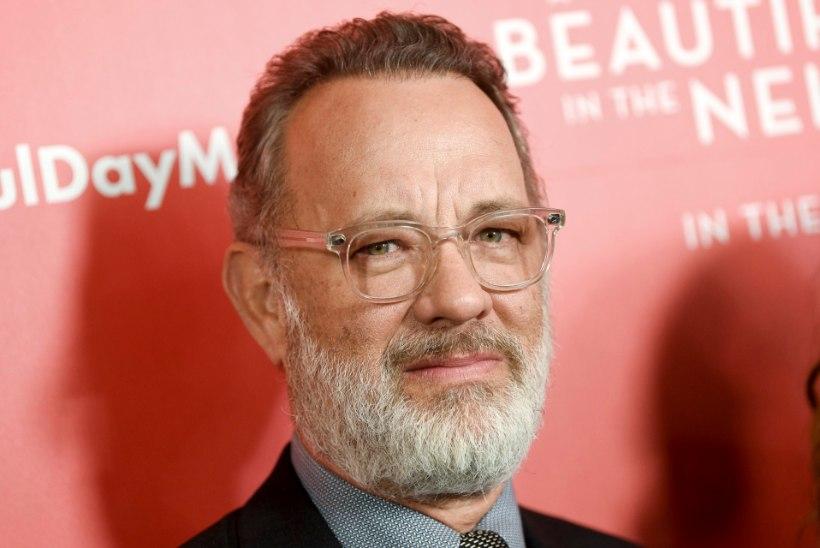 """Tom Hanks peab läbirääkimisi """"Pinocchio"""" rolli asjus"""