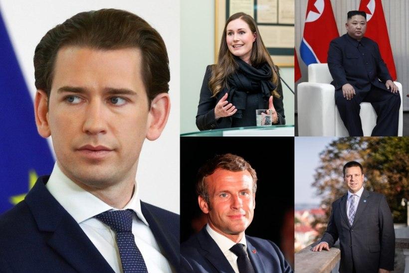 Kes on maailma noorimad riigipead?