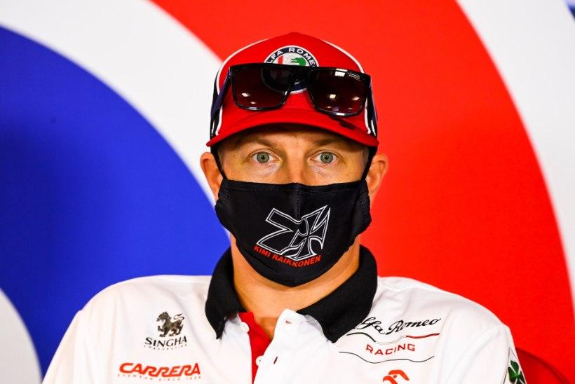 "Endine vormel-1 piloot: ""Räikkönen on masenduses!"""