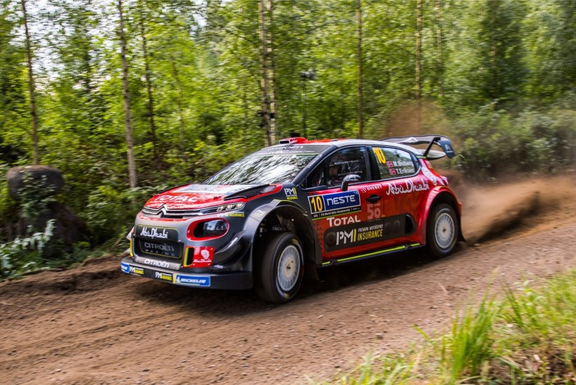 Norra ralliäss: mu sisetunne ütleb, et Citroen naaseb WRC-sse
