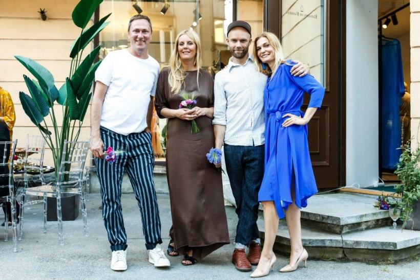 GALERII | Embassy of Fashion moesaadikud kolisid uude stiilsesse stuudiosse