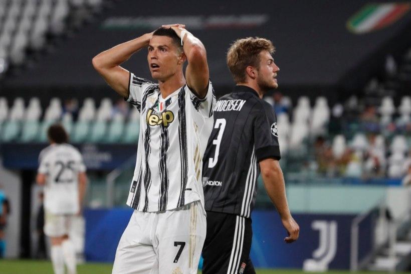 Meistrite Liiga: Madridi Real ja Torino Juventus kukkusid konkurentsist