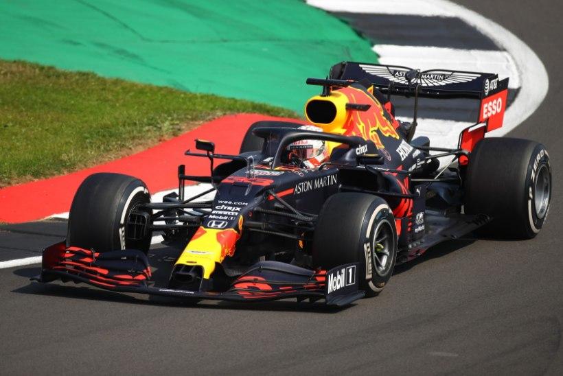 ÜLLATUS: Verstappen lõpetas Mercedeste ülevõimu!