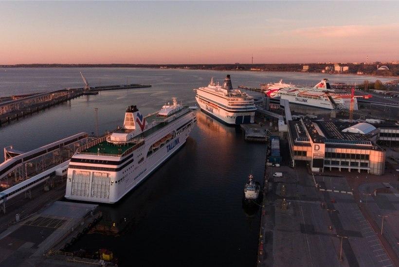 Soome terviseamet avaldas nimekirja Tallinna-Helsingi reisidest, millel võisid viibida koroonahaiged