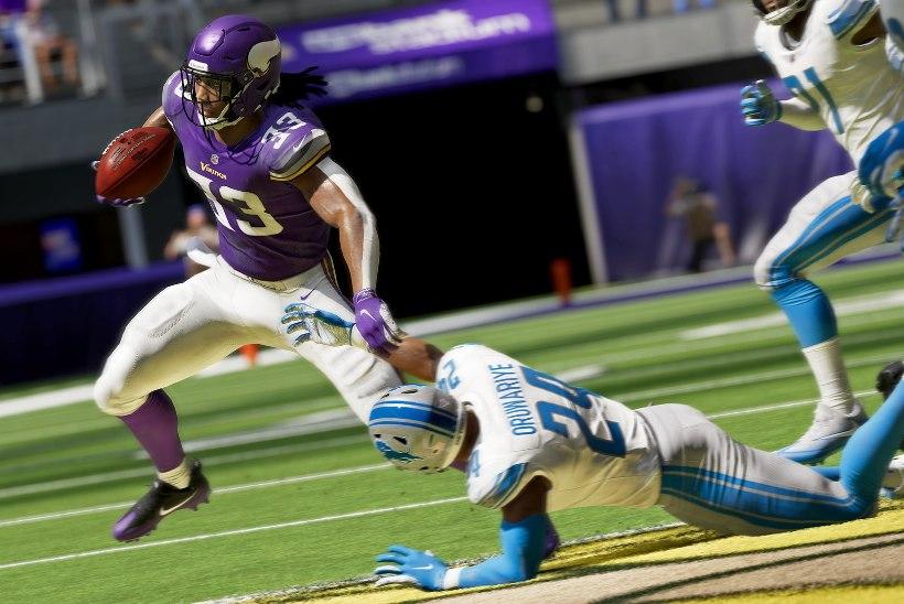 """Ameerika jalgpalli mäng """"Madden NFL 21"""" püstitas võimsa rekordi, ent kahjuks pole tegemist hea uudisega"""