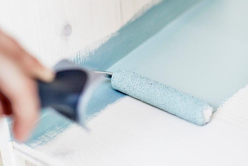 Kodune remont tulekul – mil moel leida see õige värvirull?