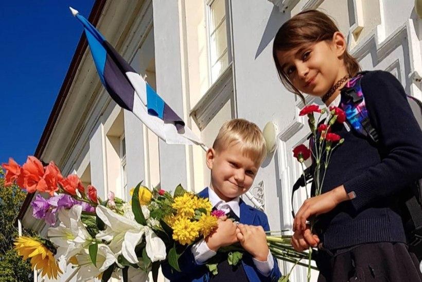 ESIMENE KOOLIPÄEV | Heidi Hanso: Raju ootas kooli tänu Uma õhinale