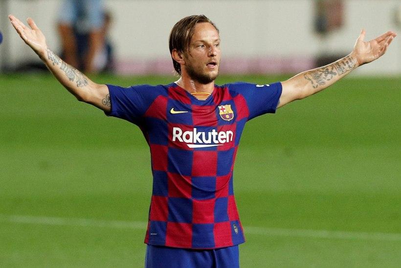 AMETLIK: Horvaatia staar naasis Barcelonast endise koduklubi juurde