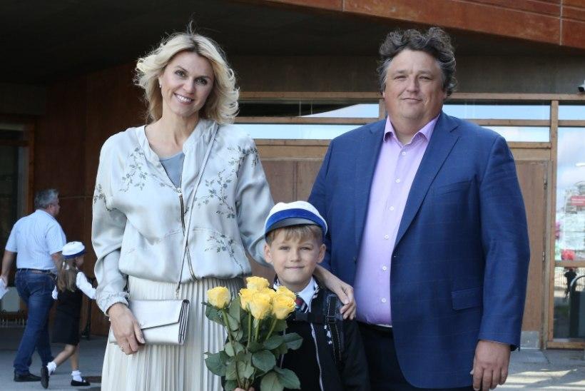 ESIMENE KOOLIPÄEV  Urve Palo: Robin Leon hakkas kooli ootama juba talvel