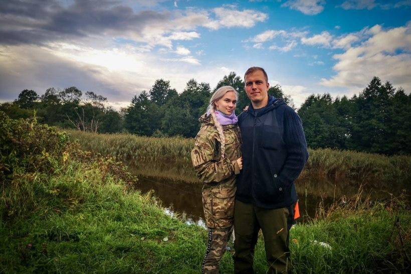 Helen Kõpp ja tema uus kallim Edgar Vennikas: saatus tõi meid kokku!