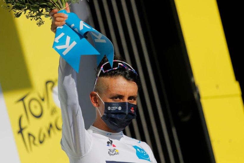 FOTO   Tour de France'i tšempion tahtis endale teha moeka soengu, välja tuli aga jumal teab mis