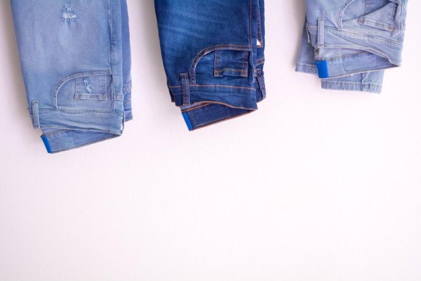 KAS TEADSID? Miks on teksadel imepisike lisatasku, kuhu justkui midagi ei mahu?