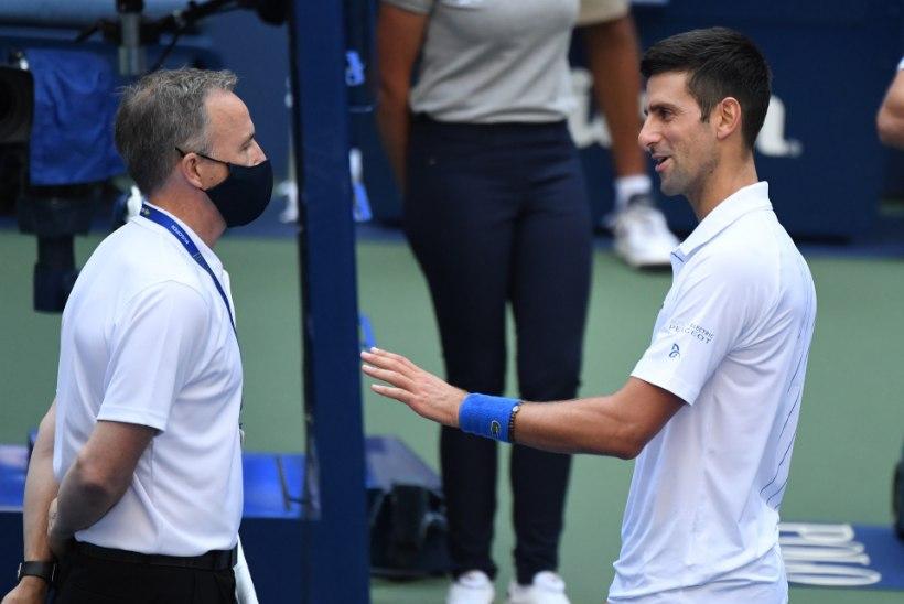 Endine esireket lajatas: Djokovic on mees, kes tahaks Bambit näkku tulistada