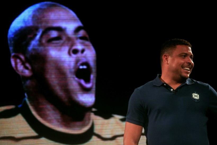 """""""Õige"""" Ronaldo: pidutsesin vaid siis, kui võitsime. Oli ainult üks probleem..."""