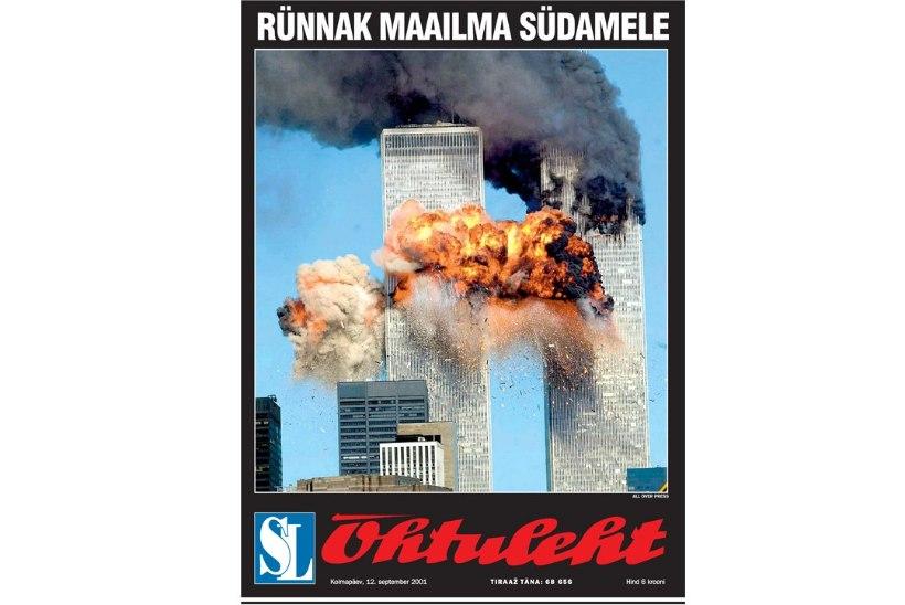 ÕL ARHIIV | Enneolematu terrorirünnak USA vastu