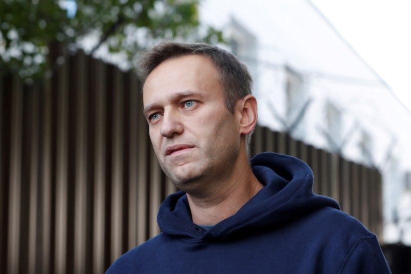 Die Zeit: Navalnõi mürgitati uut tüüpi Novitšokiga