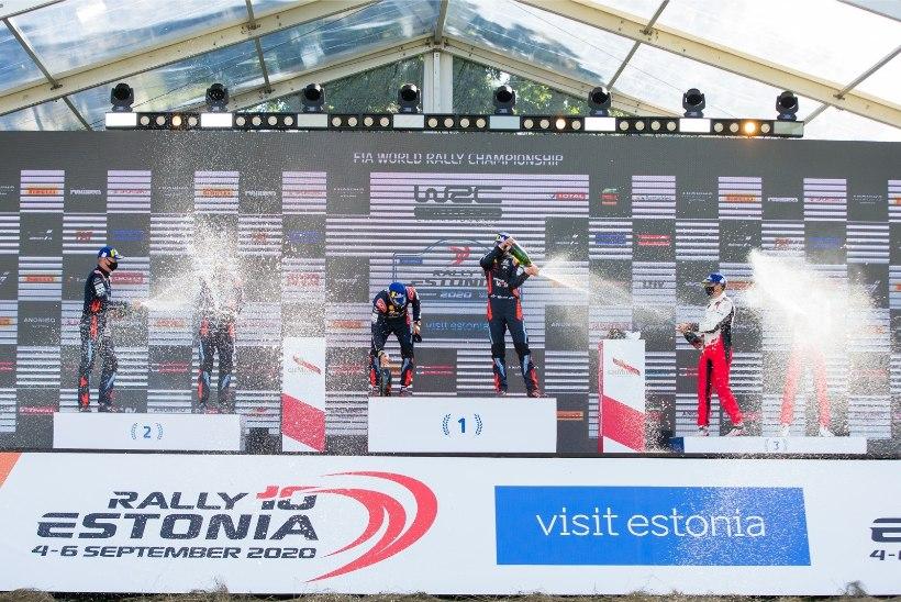 Vaade maailmast: kui palju läks Rally Estonia tegelikult korda?
