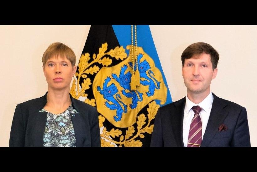 FOTO   Hapud näod: presidendi arusaamad ei ühti rahandusministriga