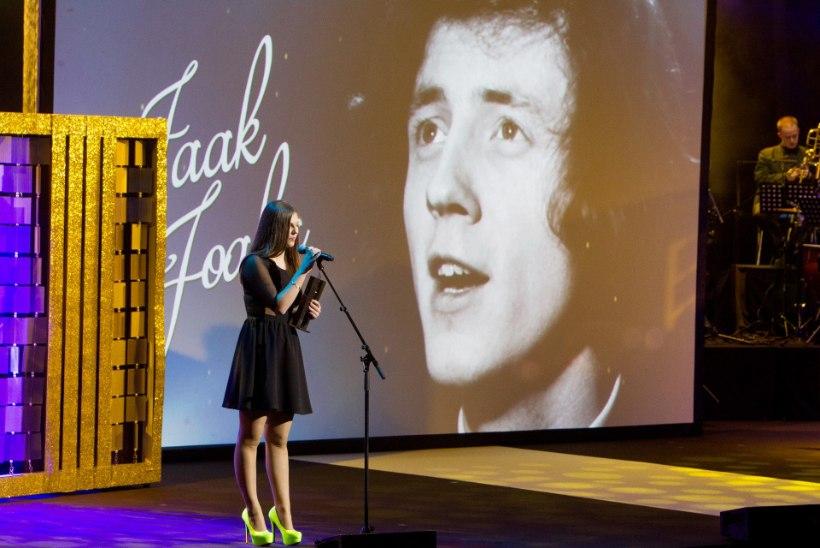 Jaak Joala 70. sünniaastapäevale pühendatud kontsertuuril astub üles ka tema lapselaps Carmen