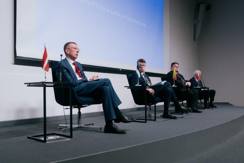 Läti hakkab laupäevast piiriületust piirama