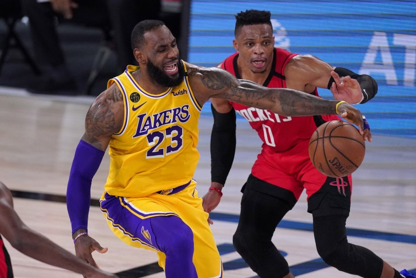 LA Lakers ja LeBron James jõudsid konverentsi finaalist võidu kaugusele