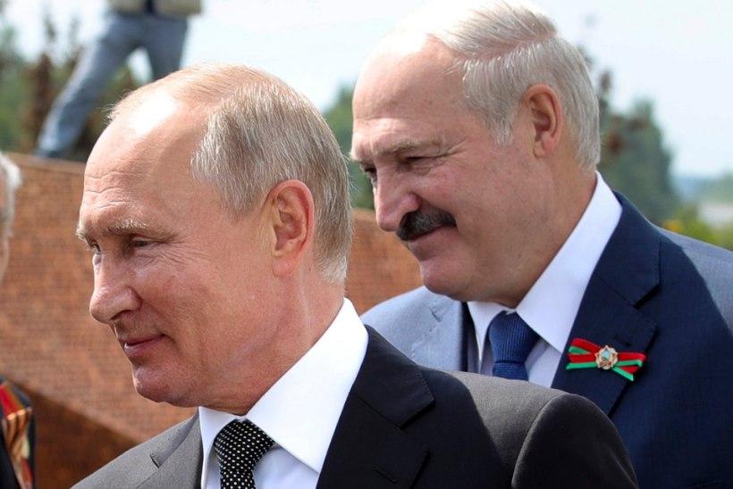 Hoogne koostöö: Lukašenka kohtub esmaspäeval Putiniga