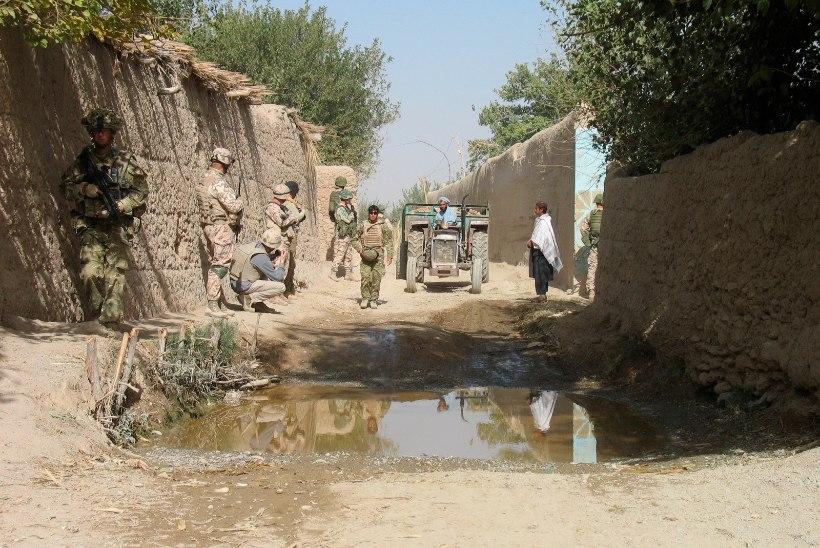 AJALOOLINE: Taliban ja Afganistani valitsus peavad rahukõnelusi