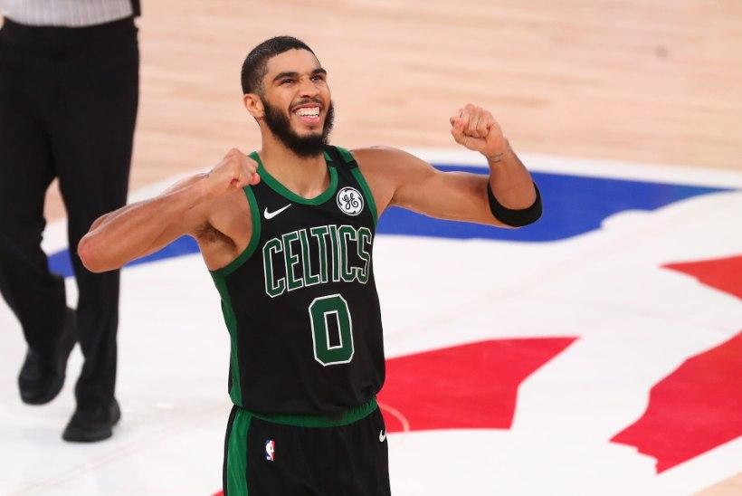 VIDEO   Celtics alistas otsustavas lahingus tiitlikaitsja ning pääses finaali