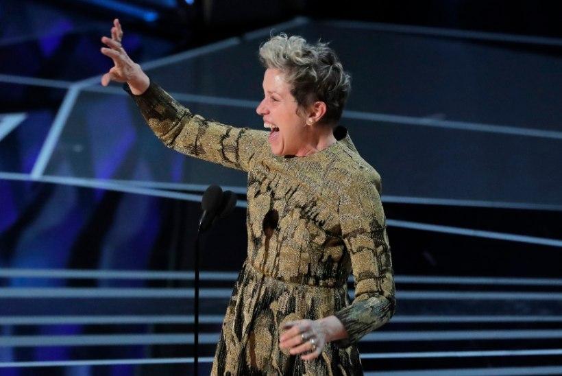 Veneetsia filmifestivali võitis USA linateos Frances McDormandiga
