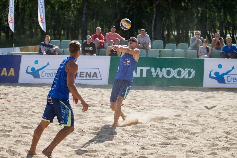 HEA TÖÖ! Nõlvak ja Tiisaar võitsid Leedus MK-etapi