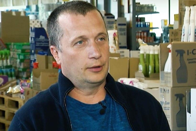 A1000 kaupluse juhataja Einar Visnapuu kimpus poevarastega: neil on pahatihti rohkem õigusi kui meil