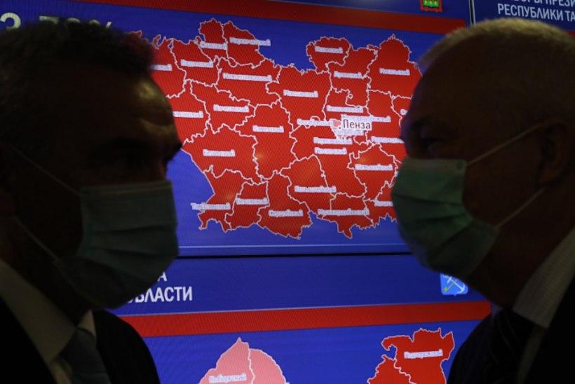 Venemaa kohalikel valimistel võidutses võimupartei, ent Navalnõi toetajad saavutasid harvaesinevat edu