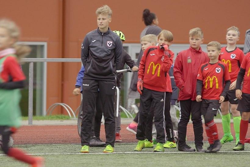 Spordinädala patroon Inger: kui treenerina näitad välja, et oled positiivne, on ka lapsed positiivsed