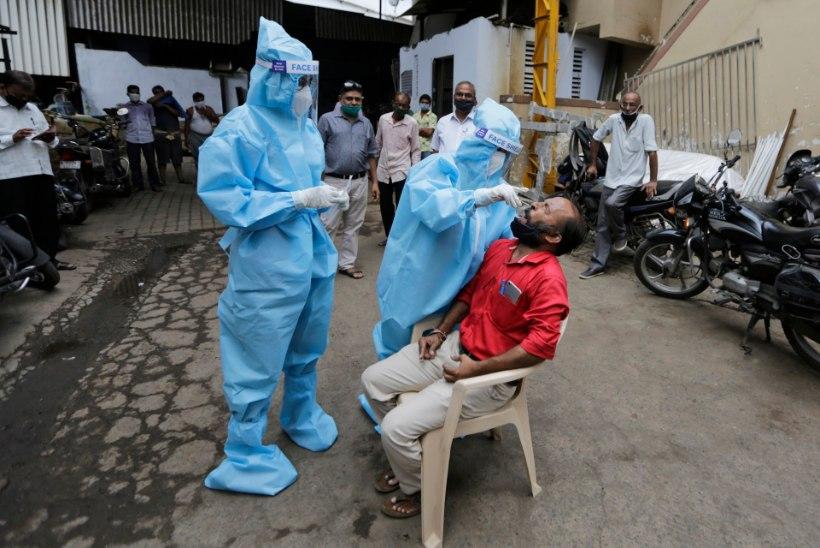 WHO: maailmas lisandus rekordarv uusi nakatunuid