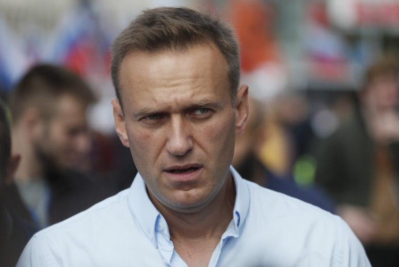 Saksa valitsus: Rootsi ja Prantsusmaa laborid kinnitasid Navalnõi mürgitamist Novitšokiga