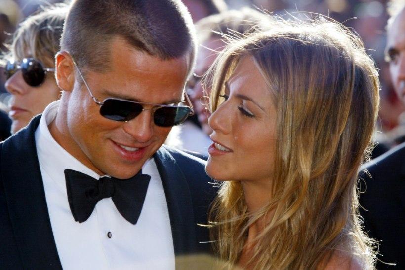 Eksabikaasad Aniston ja Pitt taasühinesid heategevuse nimel