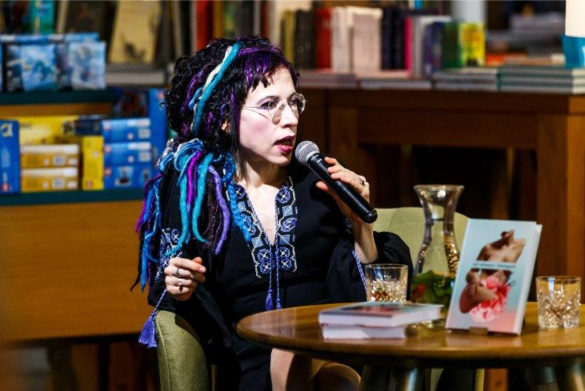 GALERII | Sofi Oksanen esitles uut teost, milles põimuvad realistlik romaan ja psühholoogiline põnevik