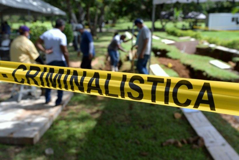 Loode-Panamas avastati taas ususektiga seotud massihaud