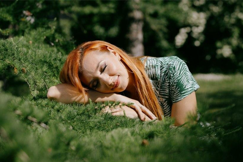 Tanja Mihhailova-Saarest sai metsanduskooli õpilane: mul on seni kaktused ka ära surnud