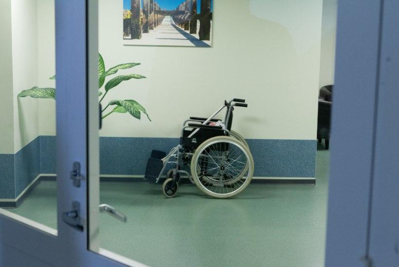 Aseri hooldekodu koroonajuhtum: haigestunud töötaja puutus kokku vähestega