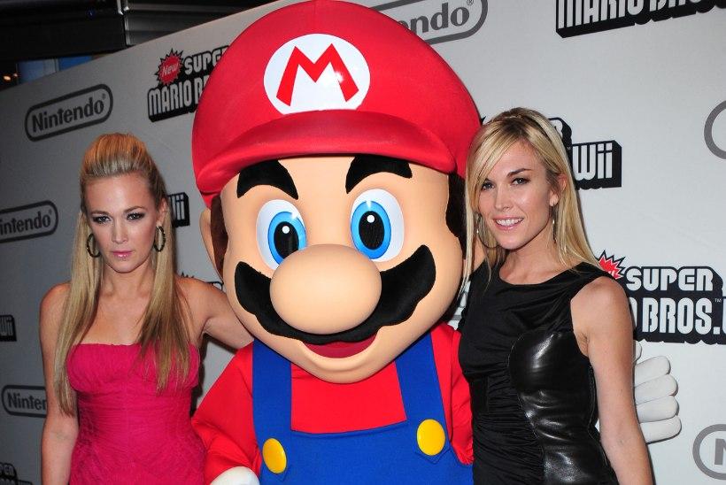 Vahva vunts Mario – maailma edukaim mängutegelane