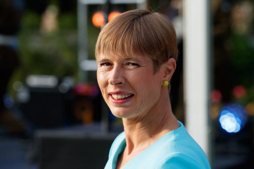 President Kaljulaid alustab tööd Pärnumaal ja nii järgmised kaks nädalat