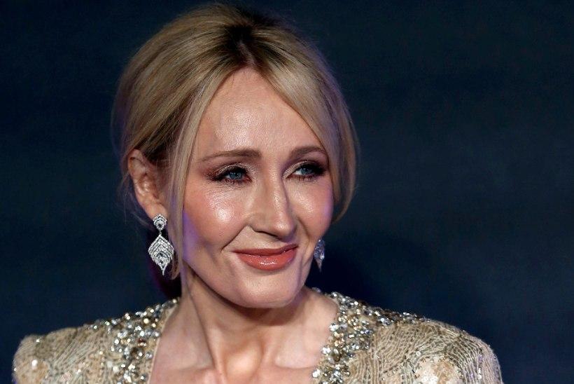 J. K. Rowlingut süüdistatakse JÄLLE transfoobias