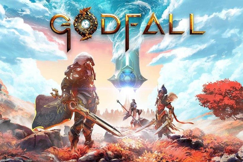 """PlayStation 5 mäng """"Godfall"""" sai uue, äärmiselt muljet avaldava treileri"""