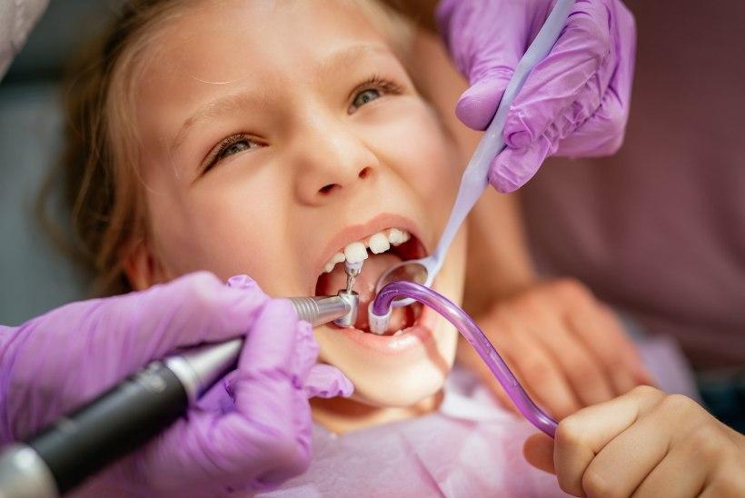 Teadliku lapsevanema ABC laste hambaravis ja suuhoolduses