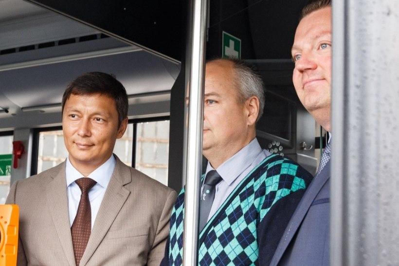 Jaak Juske   Tallinn võtku eeskuju autovabaduse linnalt Tartult