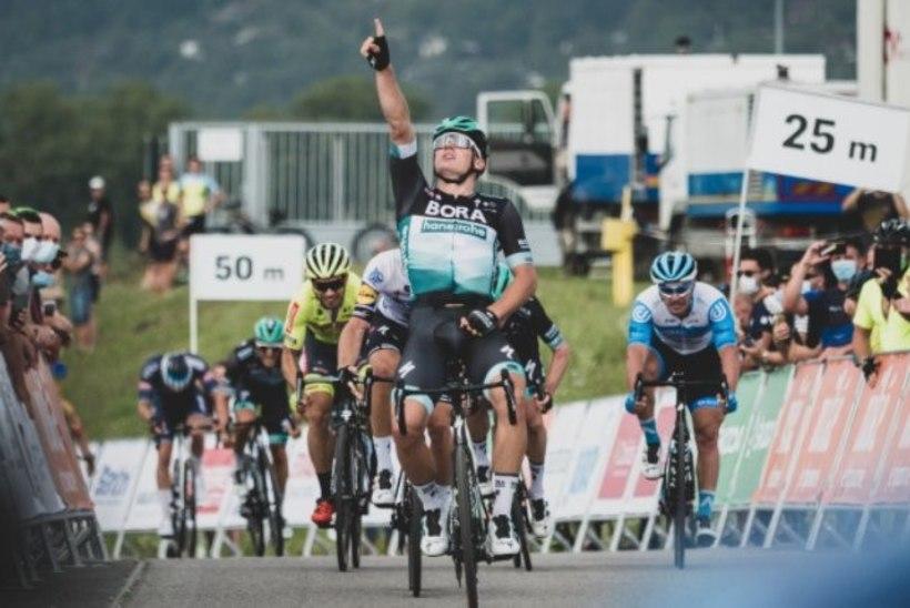 Laas teenis Saksamaa tippklubi värvides esimese võidu, Tour de France'l kindlustas Roglic esikohta