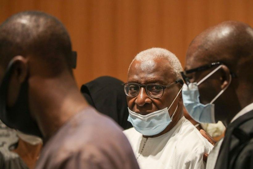 Endine IAAFi president mõisteti altkäemaksu võtmise ja dopingujuhtumite varjamise eest kaheks aastaks vangi