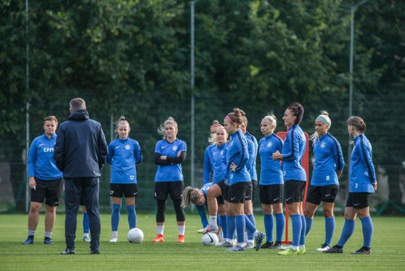 JABUR: valitsus ei luba Eesti jalgpallikoondistel kodumaal mängida