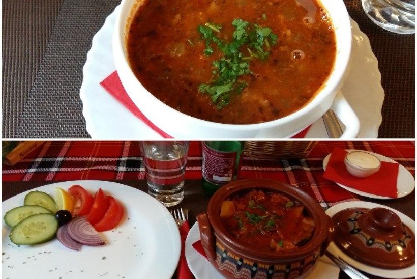 KARMO TÜÜRI SUPIPÖIAL | Restoranile Balkan Tartus annan kõrged stiilipunktid ning tagasihoidliku aplausi!